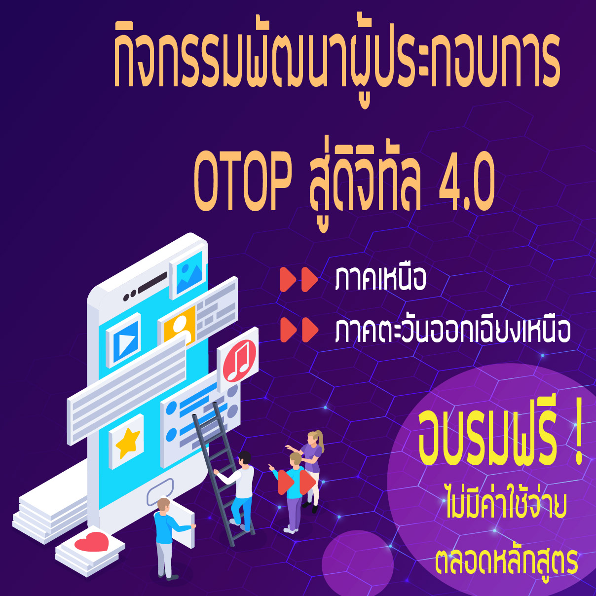 OTOP to Industry 4.0 Development Projects