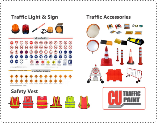 Traffic equipment