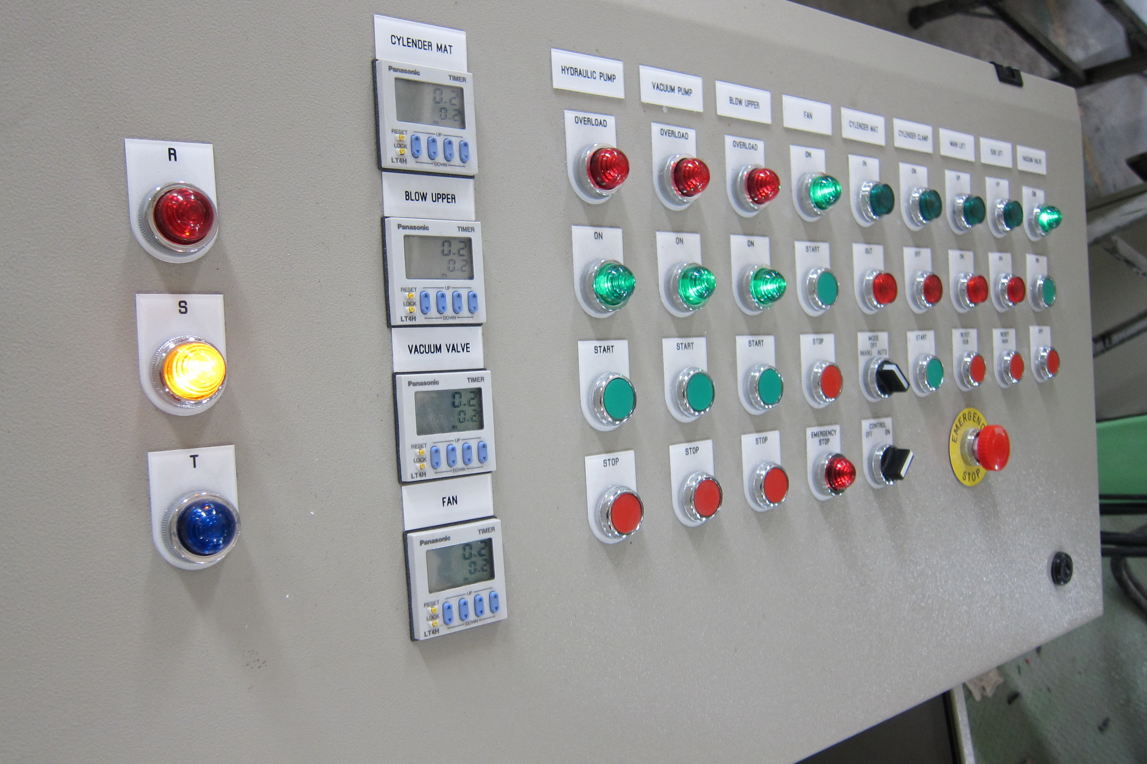 Design services, production and installation of electrical systems
