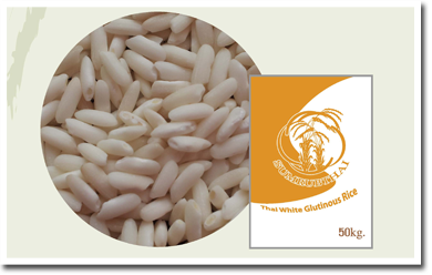 Thai White Glutinous Rice