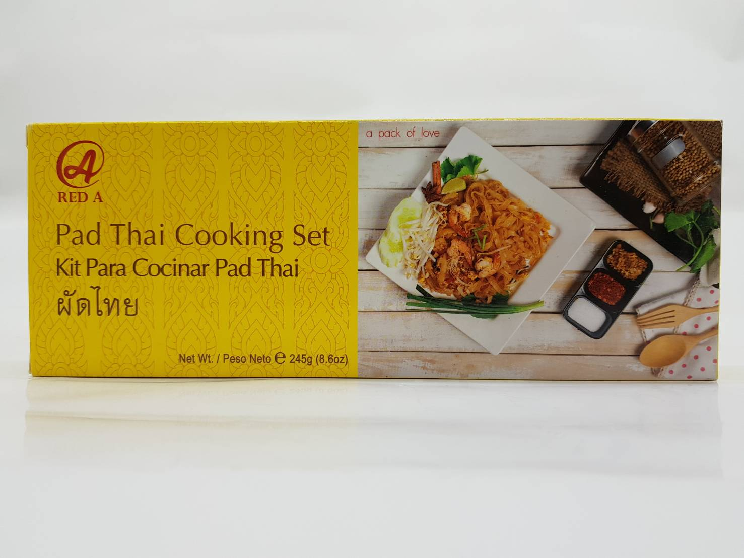 Pad Thai Noodle Cooking Set