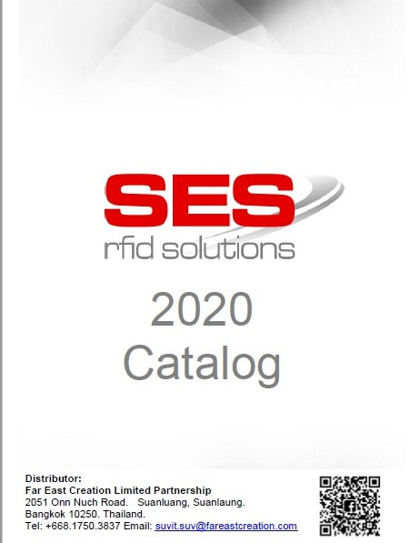 SES RFID tag technology from the creation of the Far East
